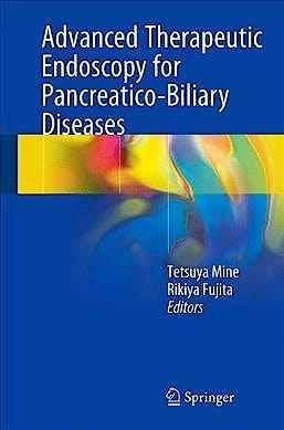 Portada del libro 9784431560074 Advanced Therapeutic Endoscopy for Pancreatico-Biliary Diseases