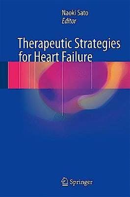 Portada del libro 9784431560630 Therapeutic Strategies for Heart Failure