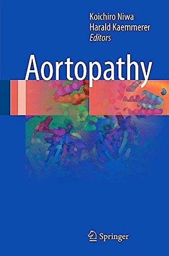 Portada del libro 9784431560692 Aortopathy