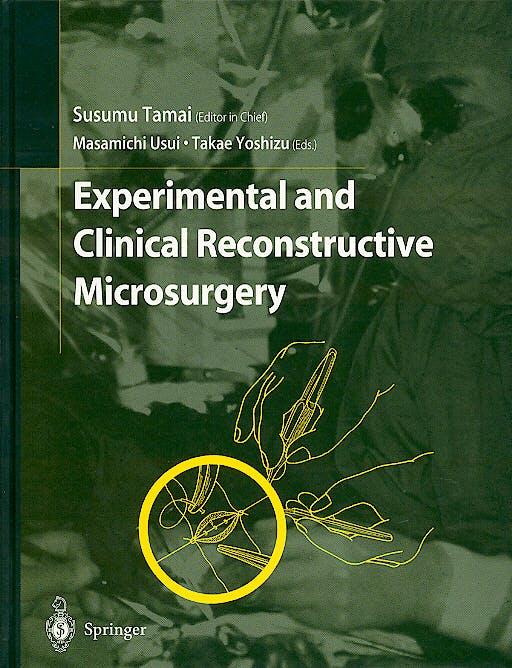 Portada del libro 9784431703181 Experimental and Clinical Reconstructive Microsurgery