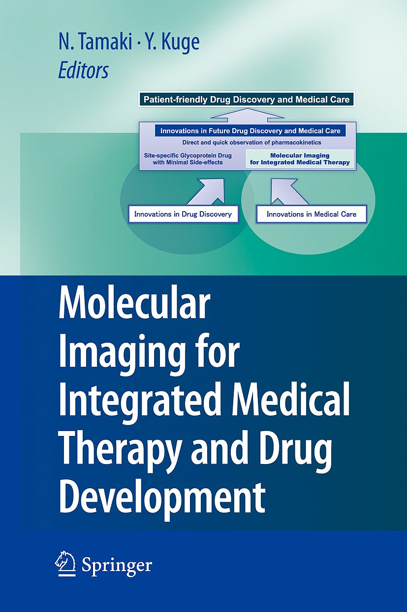 Portada del libro 9784431980735 Molecular Imaging for Integrated Medical Therapy and Drug Development