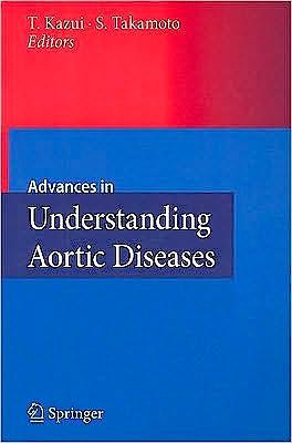 Portada del libro 9784431992363 Advances in Understanding Aortic Diseases