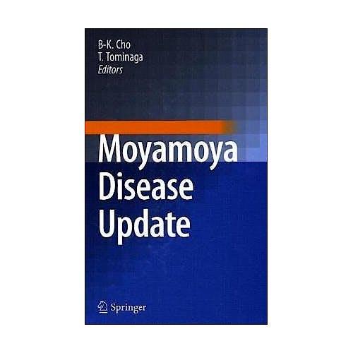 Portada del libro 9784431997023 Moyamoya Disease Update
