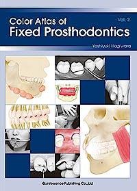 Portada del libro 9784781204802 Color Atlas of Fixed Prosthodontics, Vol. 2