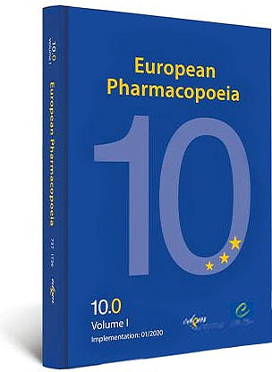 Portada del libro 9784798160078 Farmacopea Europea/European Pharmacopoeia 10.0 + Supplements 10.1-10.2