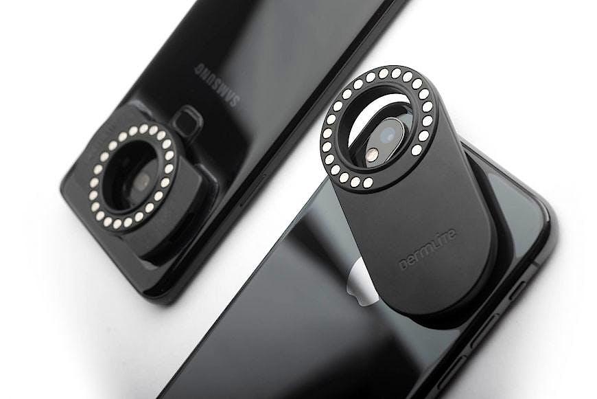 Adaptador Universal Dermlite Para Smartphone Y Tablet