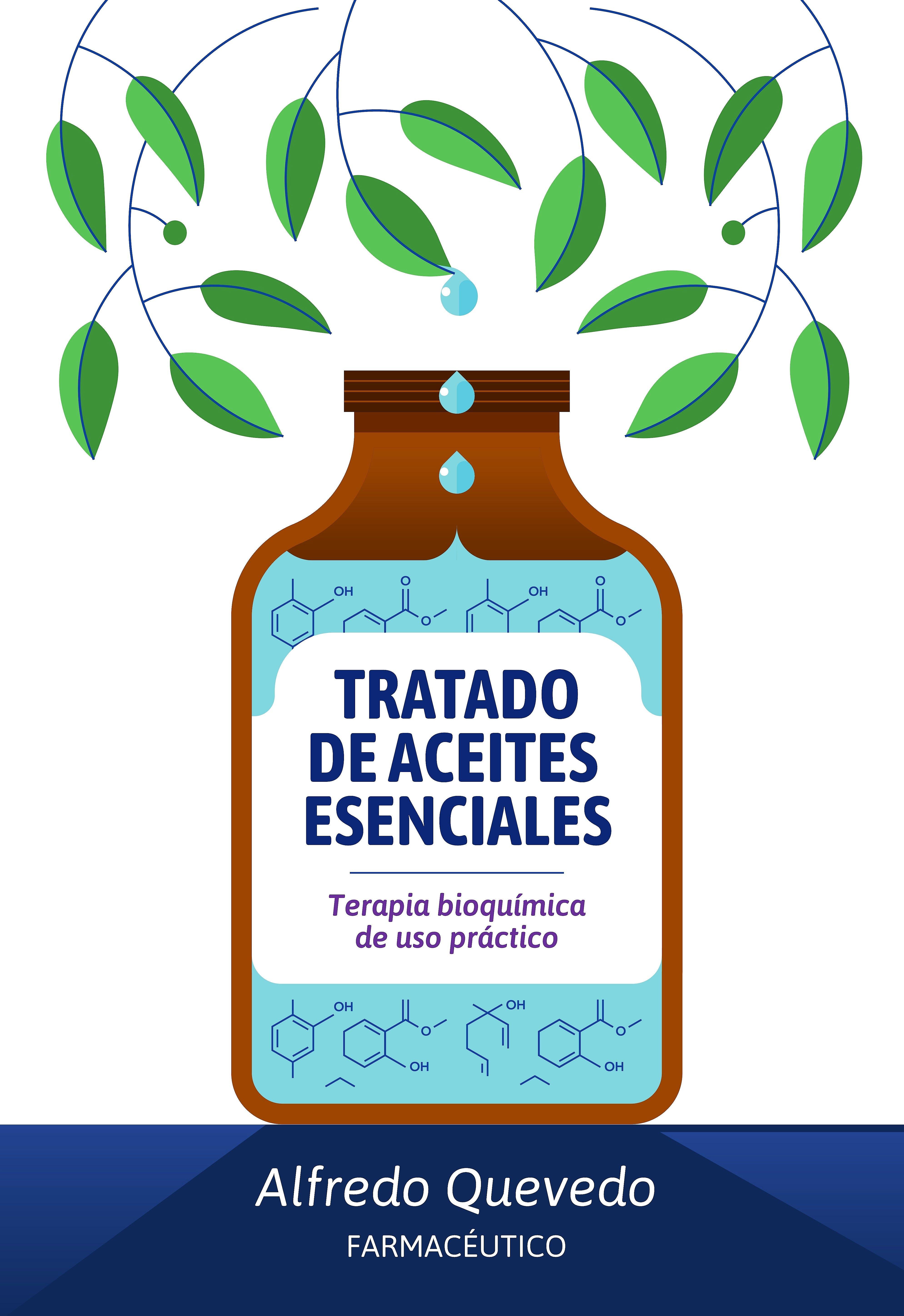 Portada del libro 9784822289669 Tratado de Aceites Esenciales. Terapia Bioquímica de Uso Práctico