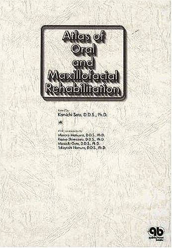 Portada del libro 9784874177969 Atlas of Oral and Maxillofacial Rehabilitation