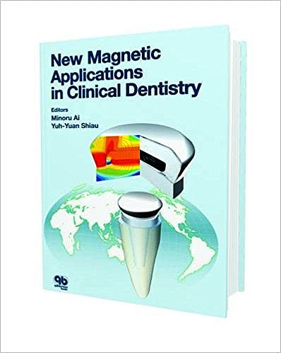Portada del libro 9784874178287 New Magnetic Applications in Clinical Dentistry