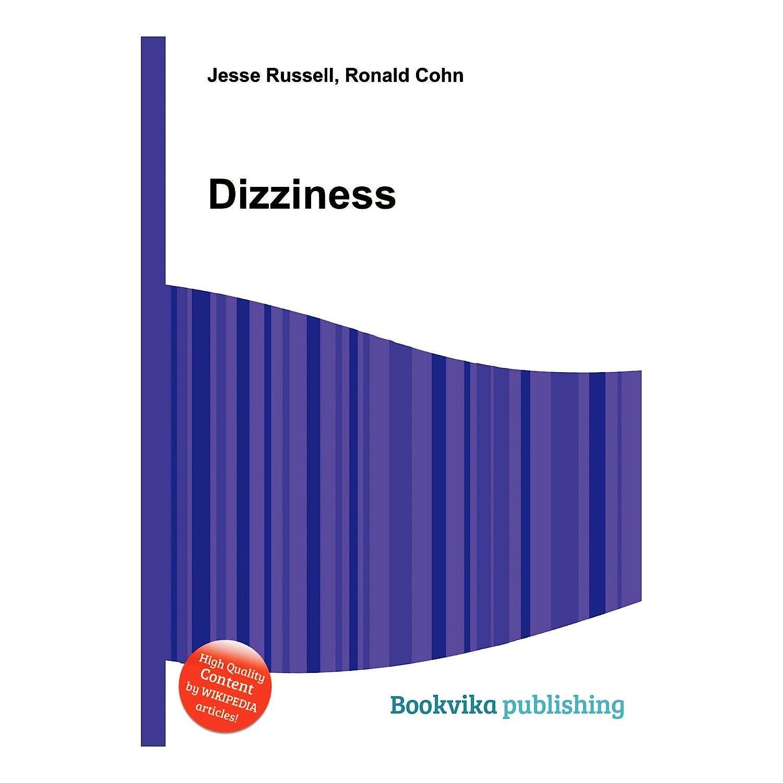 Portada del libro 9785512640517 Dizziness