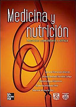 Portada del libro 9786070221187 Medicina y Nutrición. Nutrición Comunitaria y Clínica