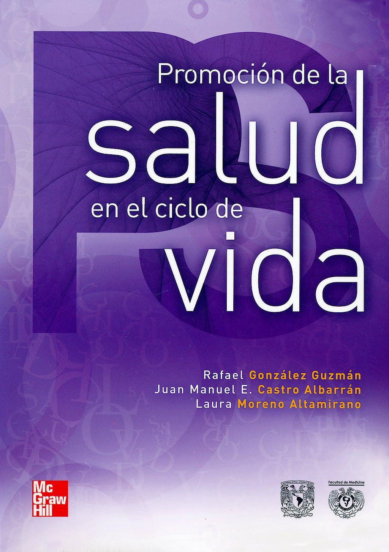Portada del libro 9786070224539 Promocion de la Salud en el Ciclo de la Vida