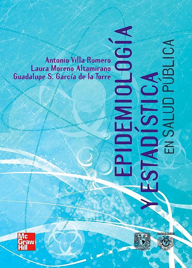 Portada del libro 9786070228988 Epidemiologia y Estadistica en Salud Publica