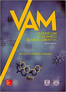 Portada del libro 9786070241727 Vademecum Academico de Medicamentos