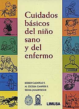 Portada del libro 9786070502002 Cuidados Basicos del Niño Sano y del Enfermo