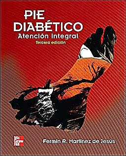 Portada del libro 9786071503596 Pie Diabético. Atención Integral