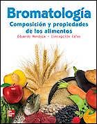 Portada del libro 9786071503794 Bromatología. Composición y Propiedades de los Alimentos