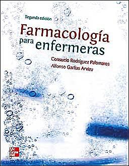Portada del libro 9786071505538 Farmacología para Enfermeras