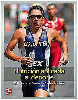 Portada del libro 9786071505705 Nutrición Aplicada al Deporte