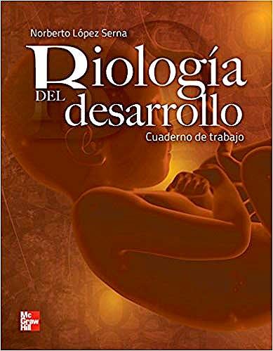Portada del libro 9786071506573 Biología del Desarrollo. Cuaderno de Trabajo