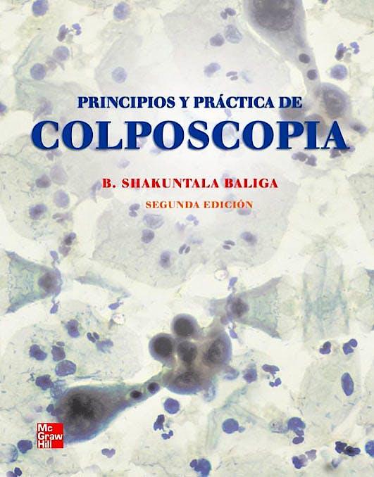 Portada del libro 9786071506849 Principios y Practica de Colposcopia