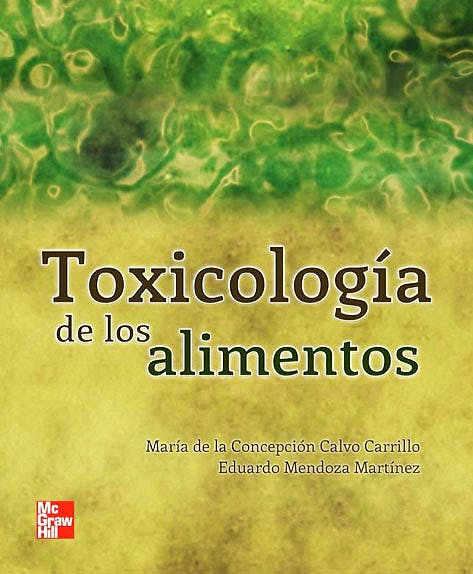 Portada del libro 9786071507471 Toxicologia de los Alimentos