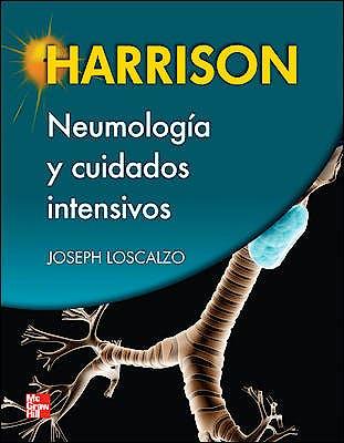 Portada del libro 9786071507853 Harrison Neumologia y Cuidados Intensivos
