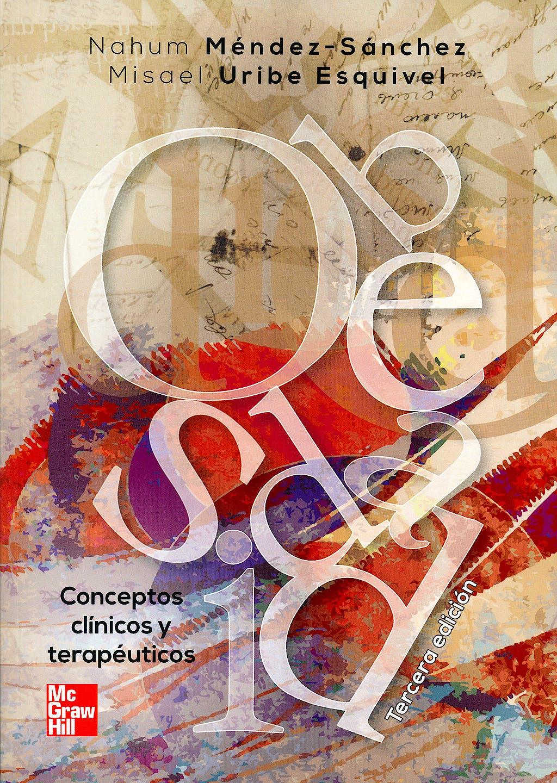 Portada del libro 9786071508249 Obesidad. Conceptos Clinicos y Terapeuticos