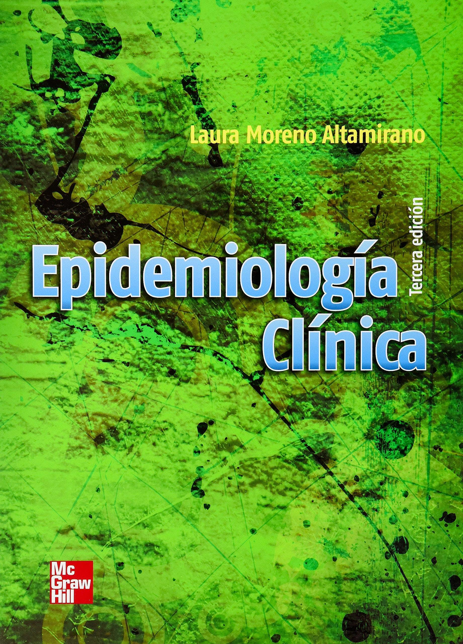 Portada del libro 9786071508263 Epidemiología Clínica