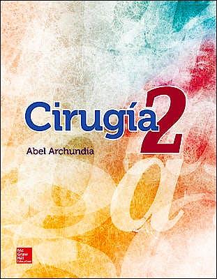 Portada del libro 9786071508775 Cirugia 2