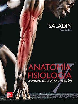 Portada del libro 9786071508782 Anatomía y Fisiología. La Unidad entre Forma y Función