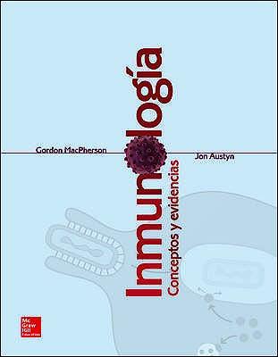 Portada del libro 9786071509383 Inmunologia. Conceptos y Evidencias  Basica