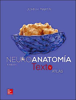 Portada del libro 9786071509406 Neuroanatomía. Texto y Atlas