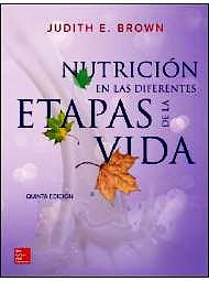 Portada del libro 9786071511874 Nutrición en las Diferentes Etapas de la Vida