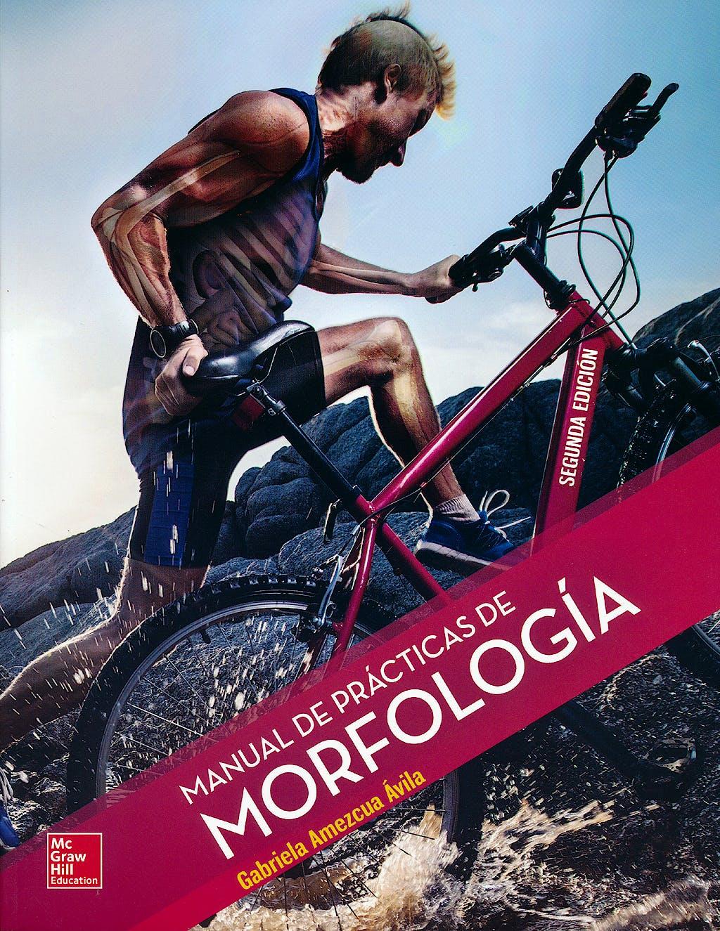 Portada del libro 9786071512673 Manual de Practicas de Morfologia