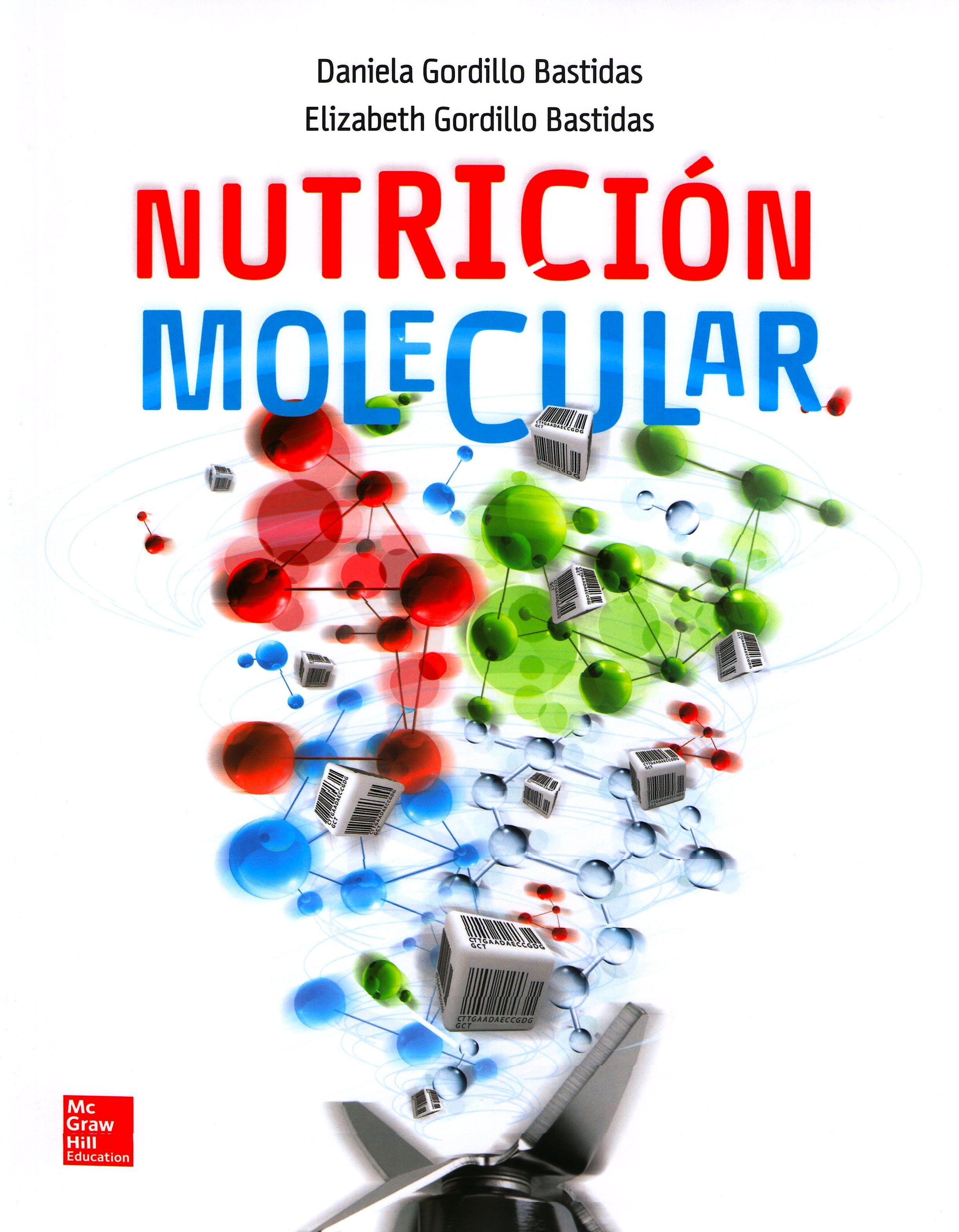 Portada del libro 9786071512710 Nutrición Molecular
