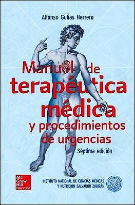 Portada del libro 9786071513007 Manual de Terapeutica Medica y Procedimientos de Urgencias
