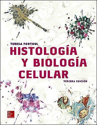 Portada del libro 9786071514080 Histología y Biología Celular