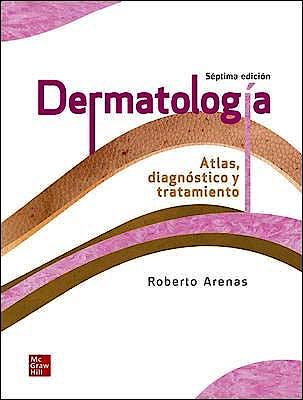 Portada del libro 9786071514233 Dermatología. Atlas' Diagnóstico y Tratamiento