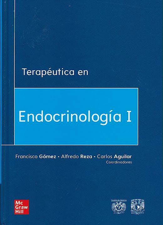 Portada del libro 9786073017657 Terapéutica en Endocrinología I