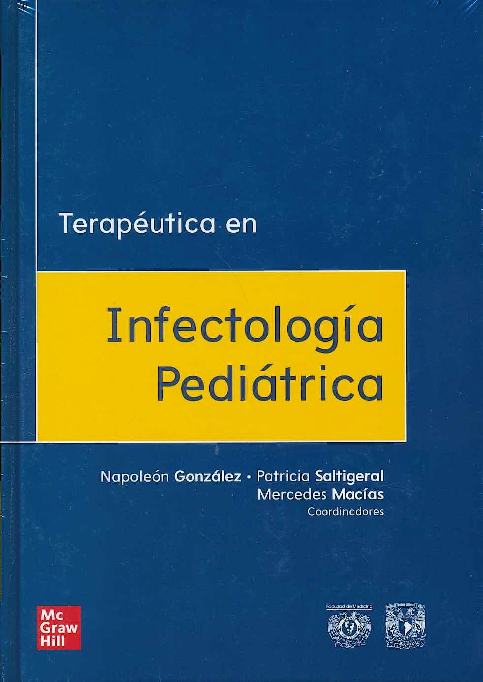 Portada del libro 9786073017794 Terapéutica en Infectología Pediátrica