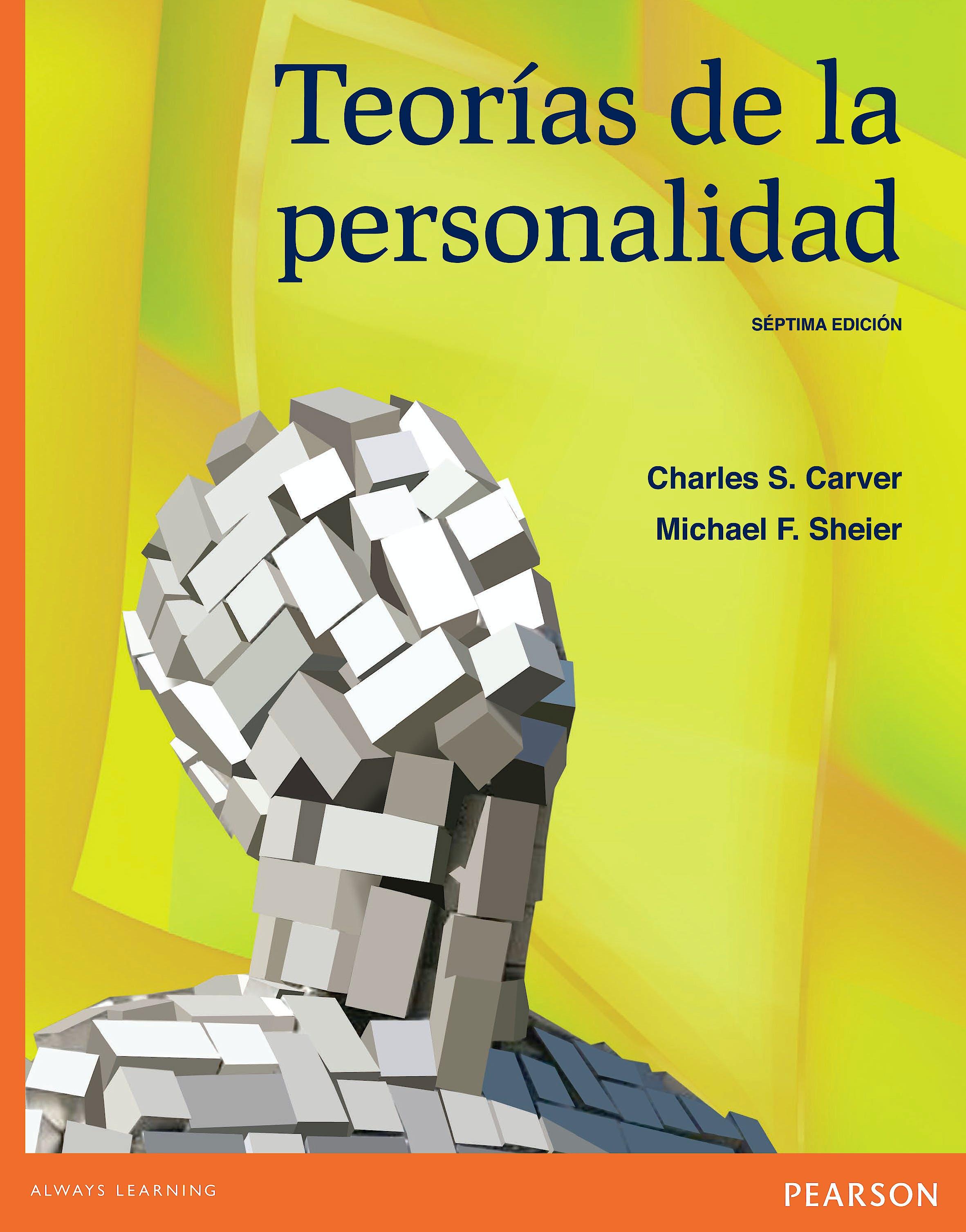 Portada del libro 9786073222518 Teorias de la Personalidad