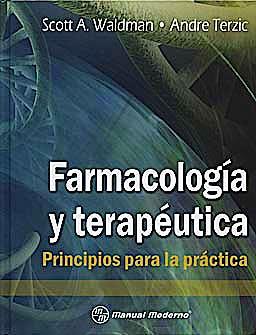 Portada del libro 9786074480450 Farmacología y Terapéutica