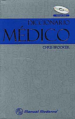 Portada del libro 9786074480580 Diccionario Medico + Dvd