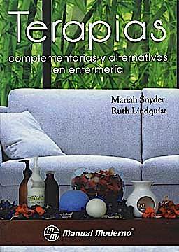 Portada del libro 9786074480658 Terapias Complementarias y Alternativas en Enfermeria