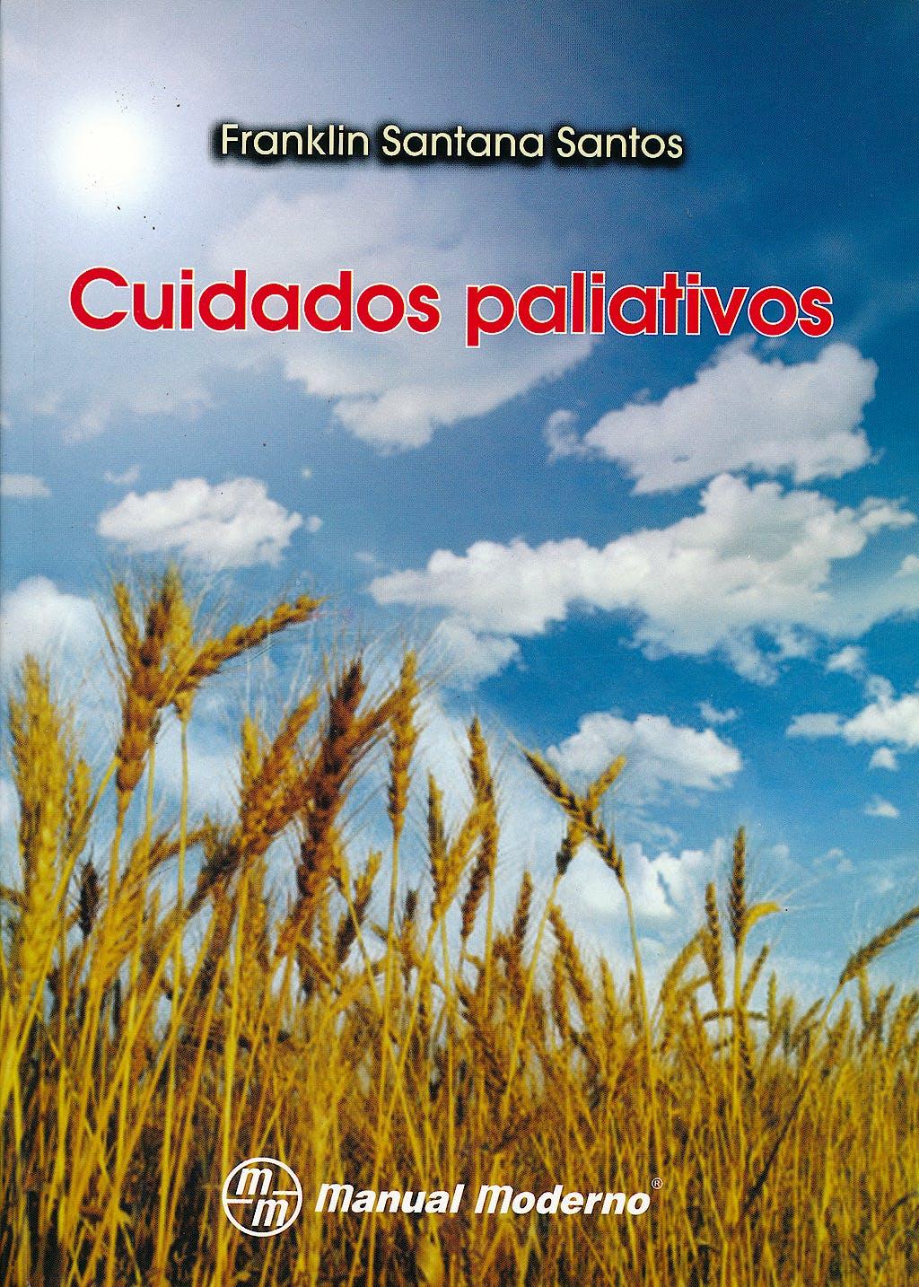 Portada del libro 9786074480733 Cuidados Paliativos