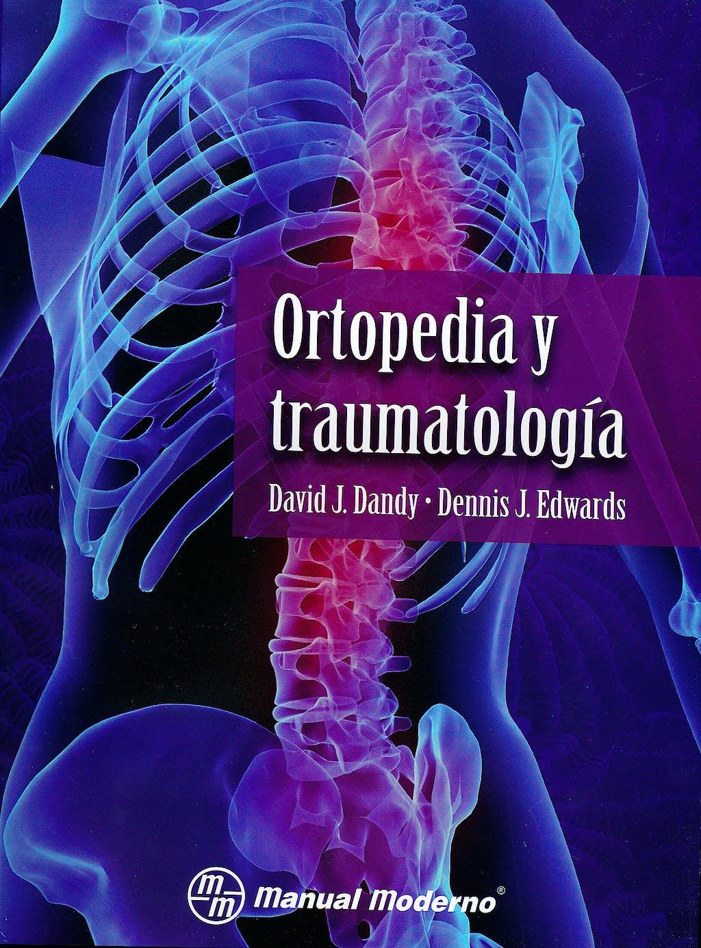 Portada del libro 9786074480764 Ortopedia y Traumatología