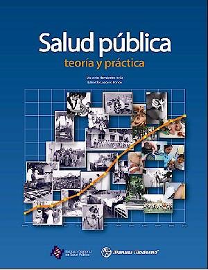 Portada del libro 9786074482553 Salud Pública. Teoría y Práctica