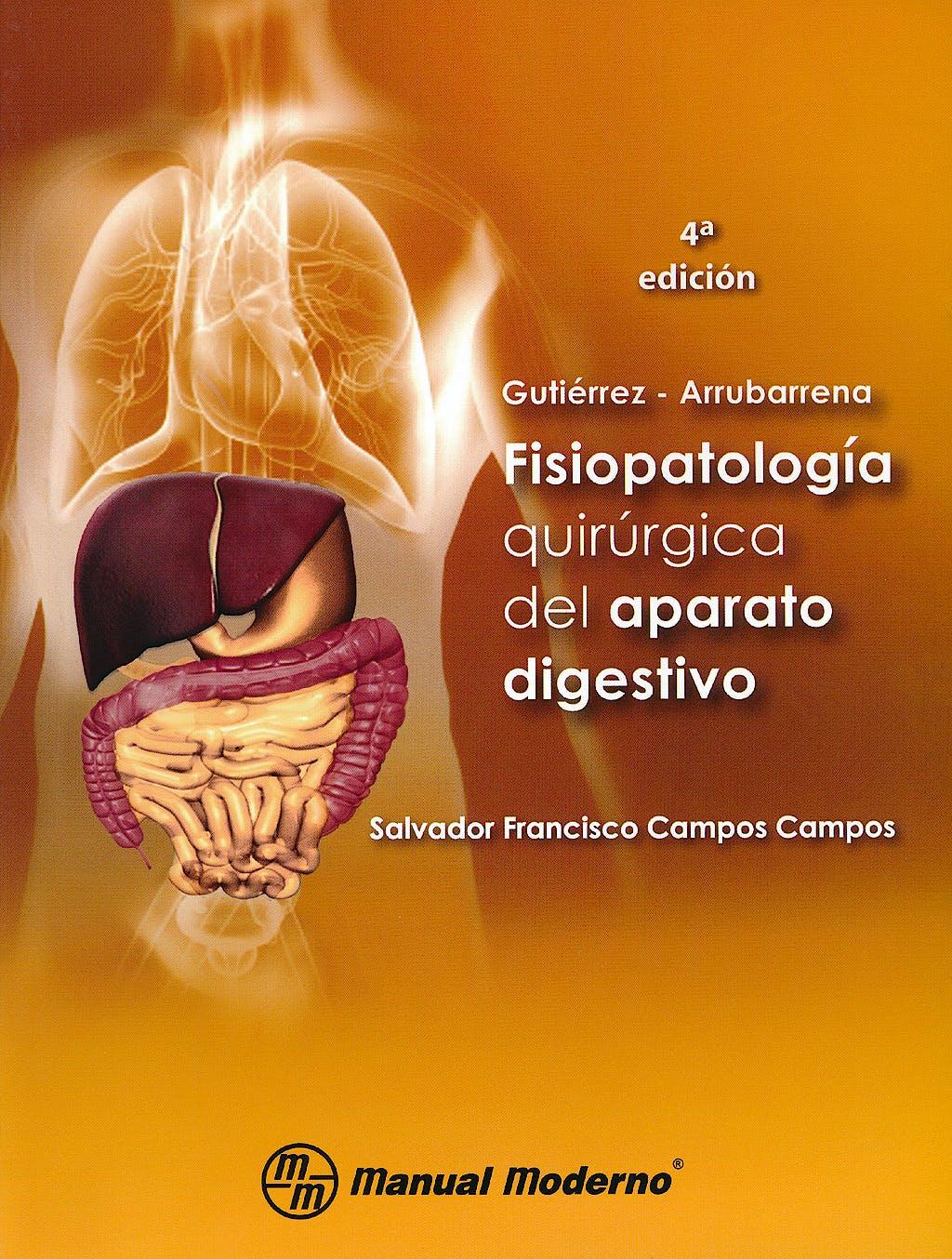 Portada del libro 9786074482713 Fisiopatologia Quirurgica del Aparato Digestivo