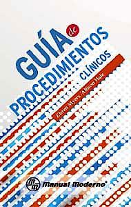 Portada del libro 9786074483888 Guía de Procedimientos Clínicos